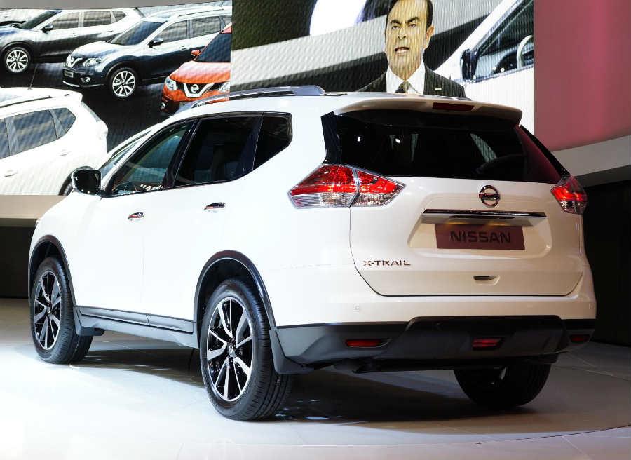 El nuevo Nissan X-Trail llega a los concesionarios en el primer trimestre de 2014.