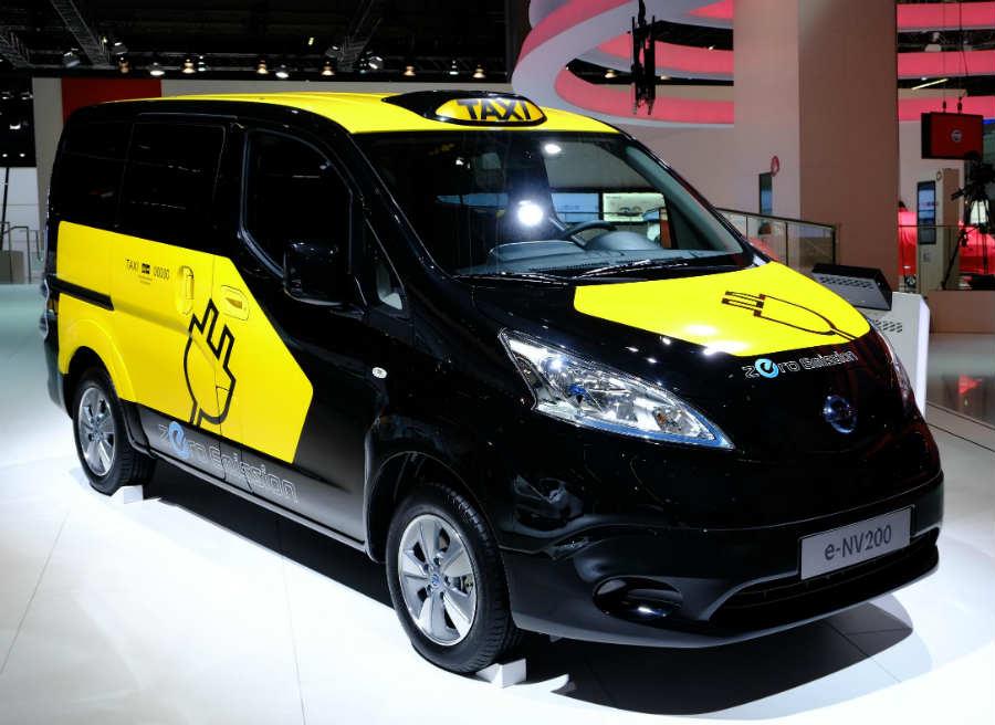 Barcelona apuesta por la sostenibilidad con el Nissan e-NV200.