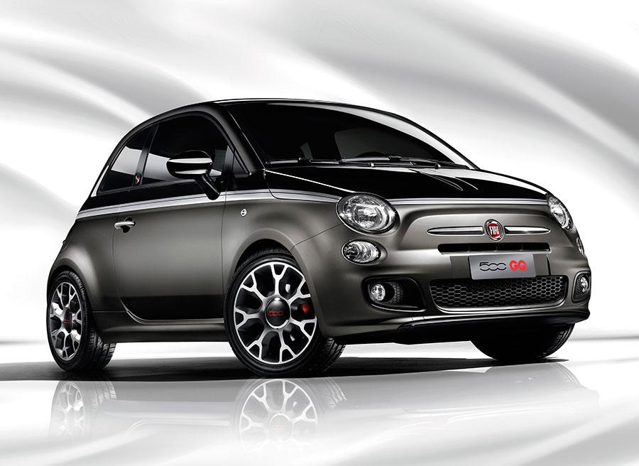 Novedades Fiat Frankfurt 2013