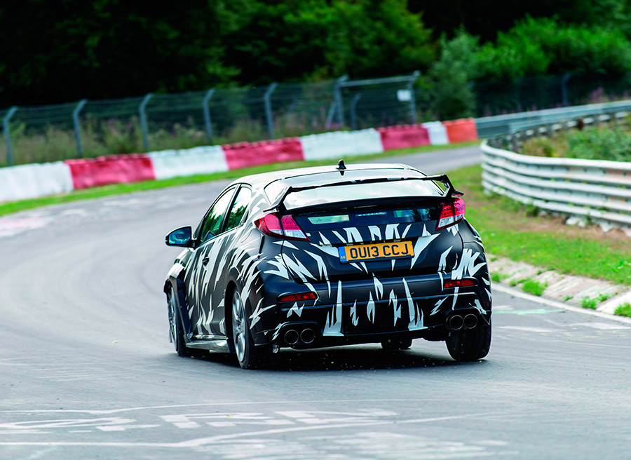 Nuevo Honda Civic Type R 2013