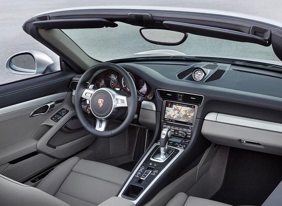 Nuevo Porsche 911 Turbo S Cabrio MY 2013