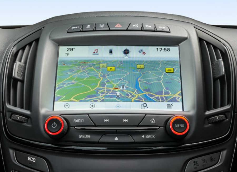 El sistema de info-entretenimiento de Opel da un paso adelante en el Insignia.