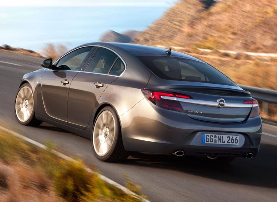 Opel Insignia 5p 2013