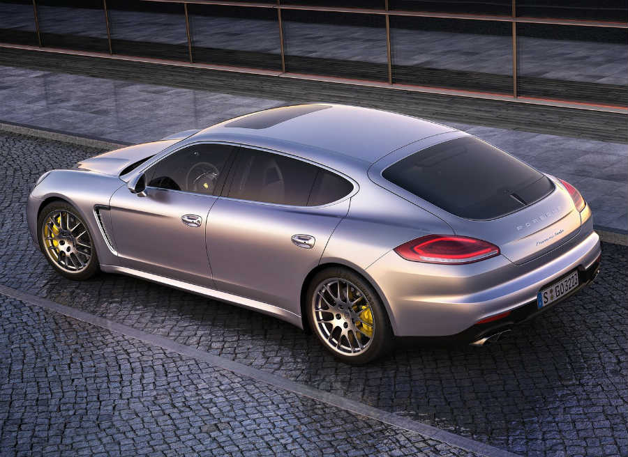 El nuevo Porsche Panamera diésel es más rápido y potente.