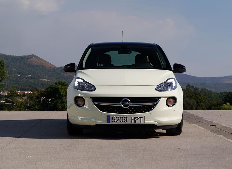 Prueba Opel Adam XER 1.4 100 CV Glam MY 2012, Rubén Fidalgo, Tui
