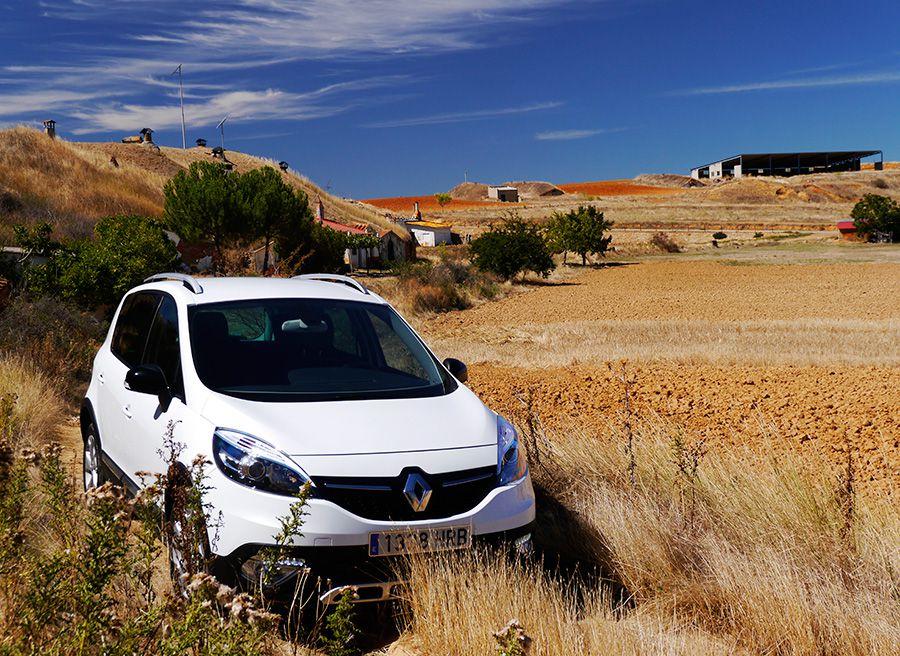 Prueba Renault Scenic MY 2013 Xmod 1.6 dCi 130 CV Bose Edition, La Bañeza, Rubén Fidalgo