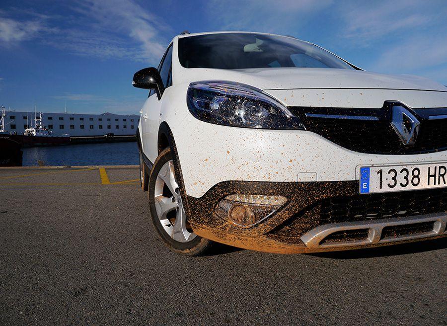 Prueba Renault Scenic MY 2013 Xmod 1.6 dCi 130 CV Bose Edition, Vigo, Rubén Fidalgo