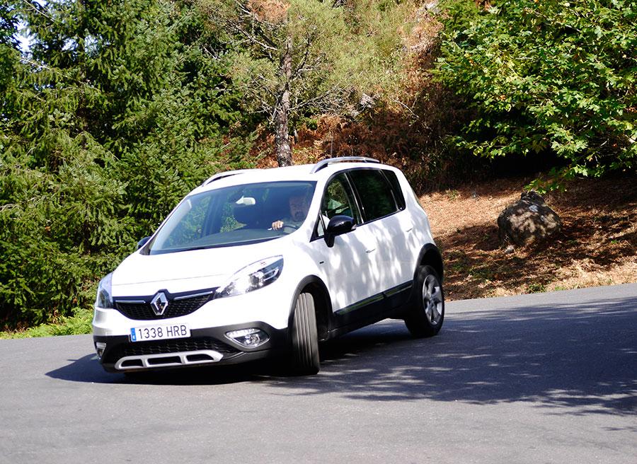Prueba Renault Scenic Xmod 1.6 dCi 130 CV 2013, Rubén Fidalgo