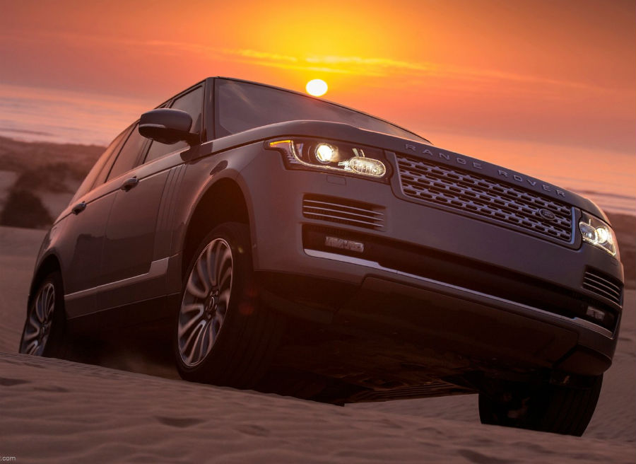 El Range Rover sigue siendo una referencia en lo que a cualidades off-road se refiere.