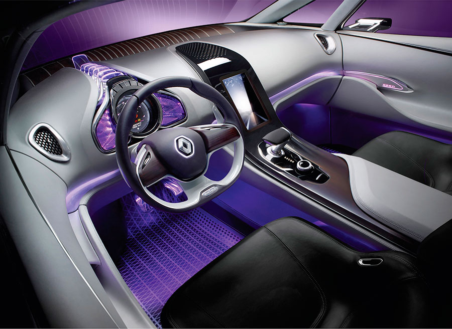 Renault Initiale Paris Frankfurt 2013