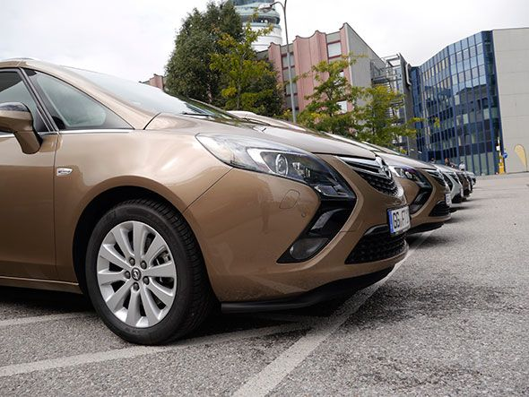 Probamos los nuevos motores de Opel