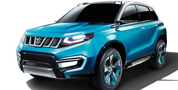Suzuki iV-4 Concept, nuevo SUV compacto