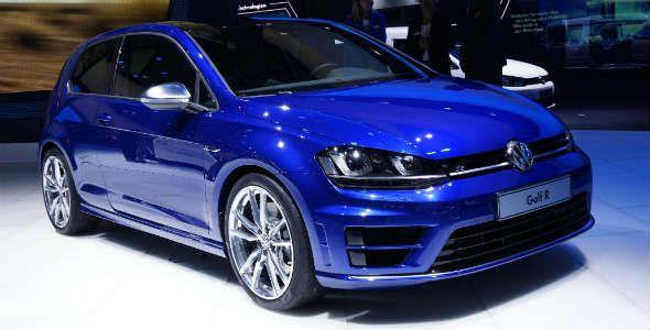 Volkswagen Golf R: 300 CV de potencia