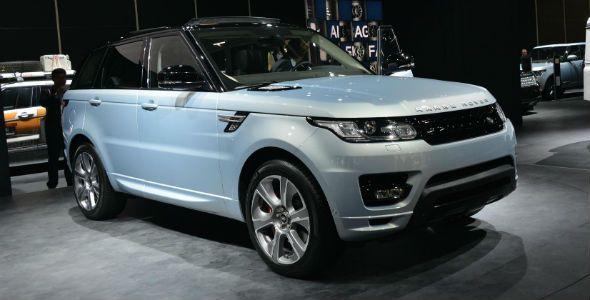 Range Rover híbrido diésel, a la venta en septiembre