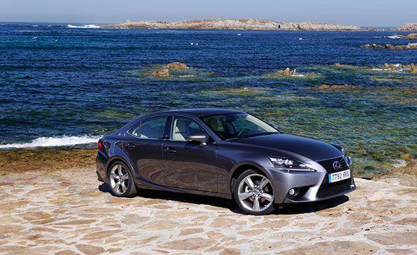Lexus IS 300h 2013: la prueba de Autocasion.com