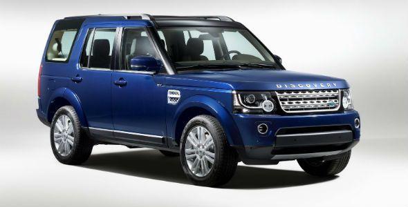 Land Rover Discovery, nueva imagen y menos consumo