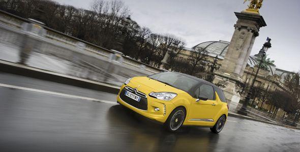 Citroën DS3 Electro Shot: todavía más exclusivo