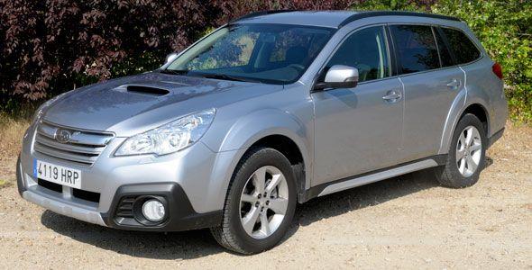Subaru Outback 2013 2.0 TD Lineartronic: la prueba