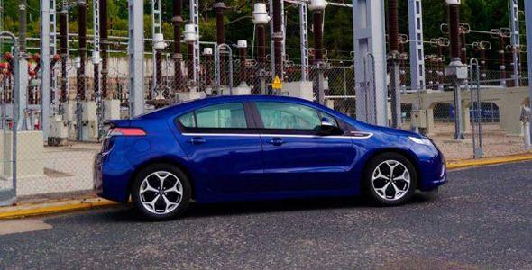 El Opel Ampera reduce su precio en 9.000 euros