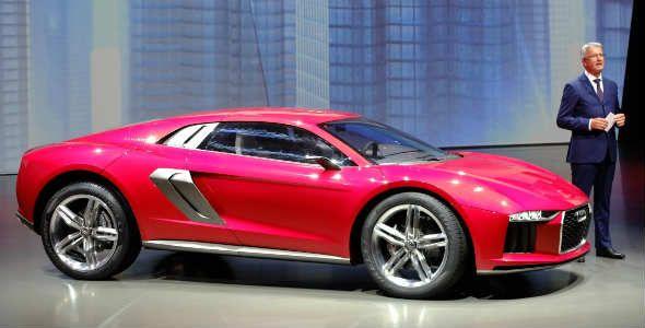 Audi presenta el Nanuk Quattro Concept