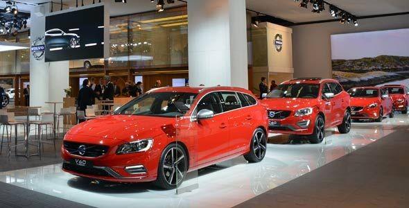 Los Volvo S80, V70 y XC70 con los nuevos motores Drive-E más eficientes