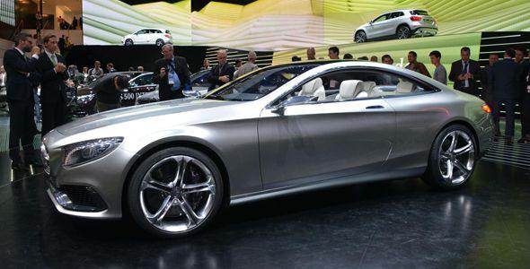 Mercedes Clase S Coupé: un coupé de auténtico lujo