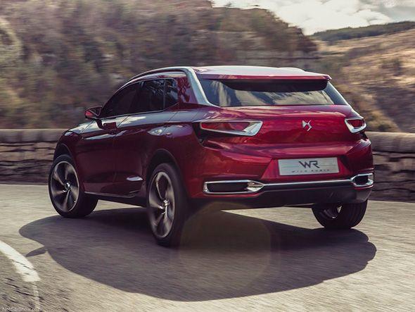 Citroën fabricará un SUV grande para el mercado asiático