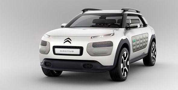"""La planta de PSA en Madrid fabricará """"en breve"""" el nuevo Citroën C4 Cactus"""