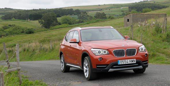 BMW X1 sDrive 2.0i 2012: la prueba