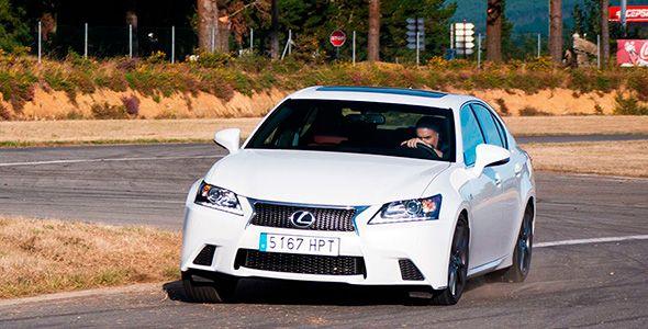 Lexus GS 250 F Sport 2012: prueba de larga duración