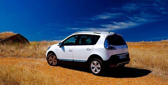 Prueba completa del Renault Scénic Xmod 1.6 dCi 130 CV Bose Edition MY 2013