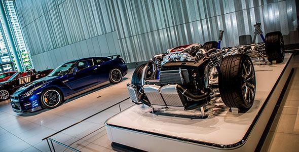 Así hacen a mano cada motor del Nissan GT-R los takumi