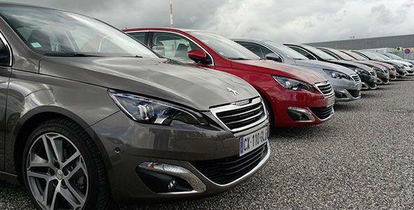 Presentación y prueba del nuevo Peugeot 308 MY 2013