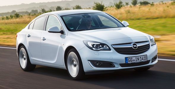 Probamos el nuevo Opel Insignia 2013