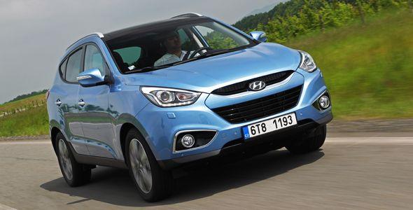 Hyundai ix35 2013: primer contacto