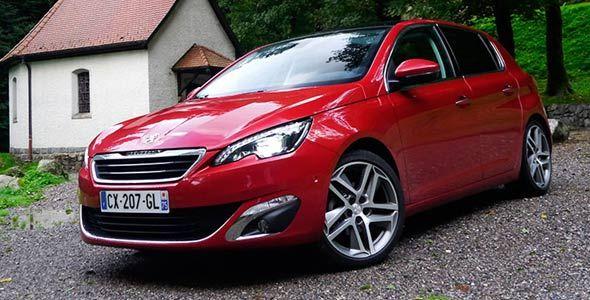 Al volante de las últimas novedades: Peugeot 308, Opel Insignia, Hyundai ix35…