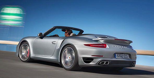 Nuevos Porsche 911 Turbo Cabrio y Turbo S Cabrio MY 2013