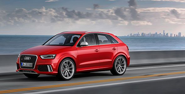 El Audi RS Q3 llegará en diciembre a los concesionarios