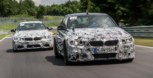BMW M3 y M4: motor desvelado