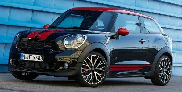 Mini mejora sus motores, chasis y sistemas de seguridad