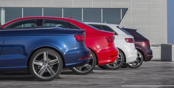 Probamos la gama Audi A3 al completo