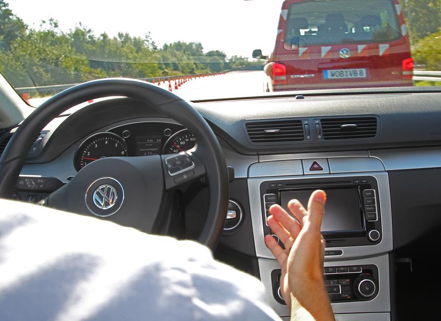 Conducción autónoma: las marcas de coches muestran sus avances