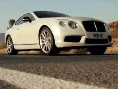 Vídeo: Bentley Continental GT V8 S Coupé