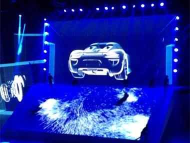 Porsche en el Salón de Frankfurt