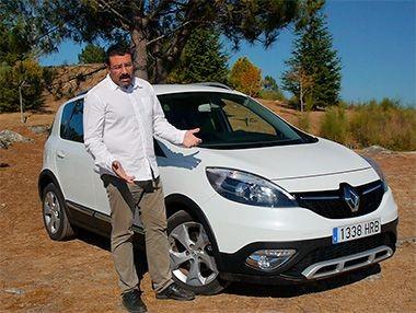 Vídeo prueba: Renault Scénic Xmod Bose Edition 1.6 dCi 130 CV MY 2013