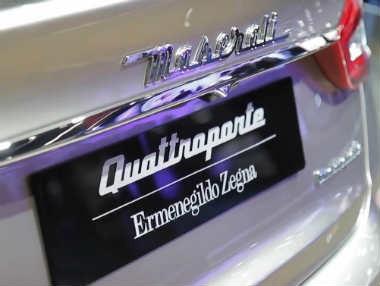 Maserati Quattroporte Ermenegildo Zegna: lujo al cuadrado