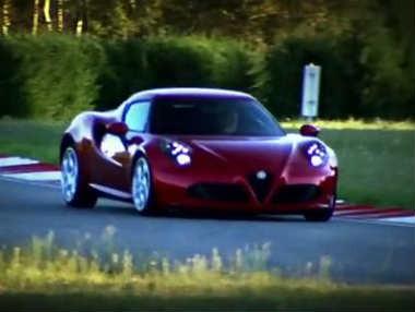 Alfa Romeo 4C: al límite en circuito