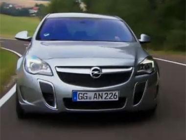 Nuevo Opel Insignia OPC 2013