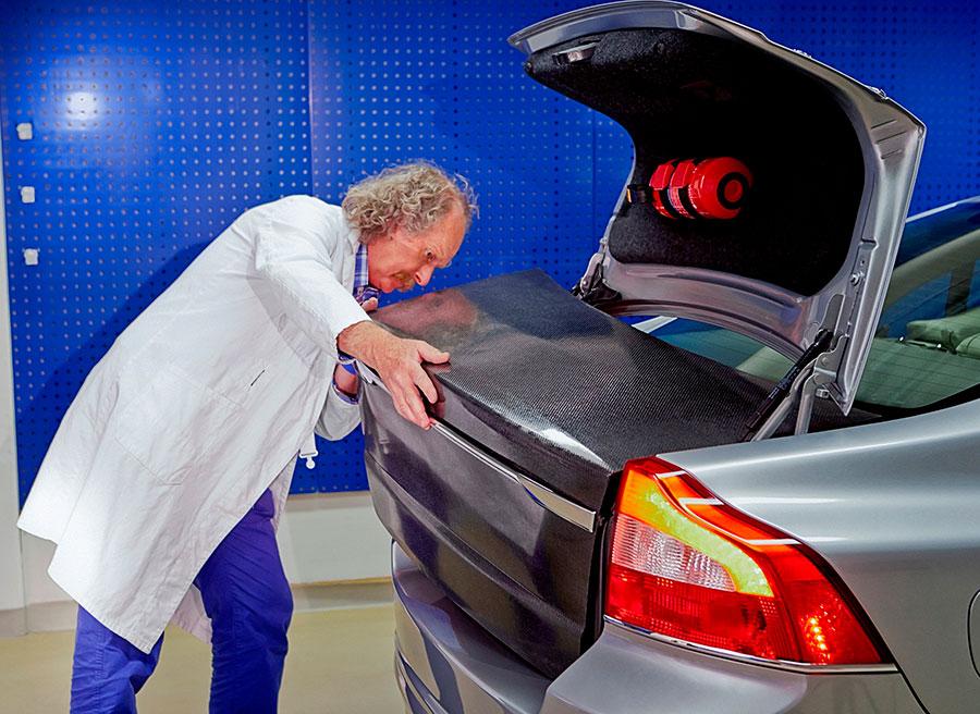 Acumulador eléctrico Volvo