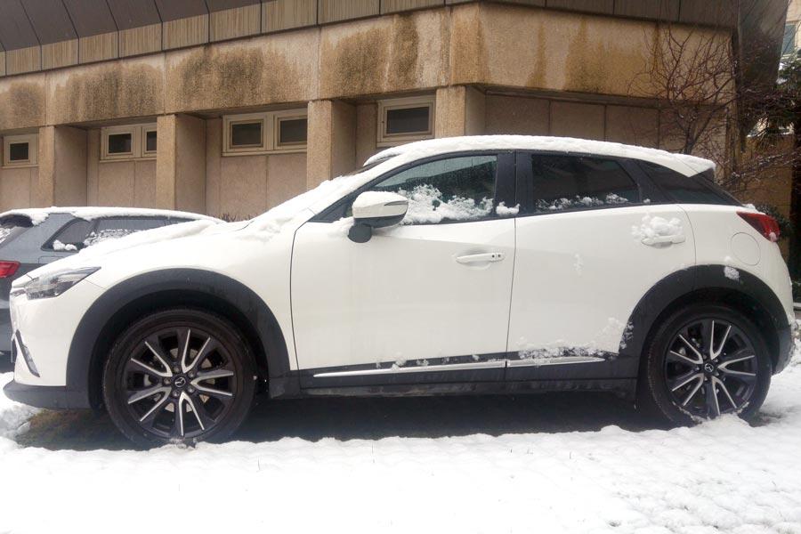 Guía de mantenimiento del coche en invierno.